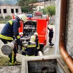 Ein Feuerwehrauto für Fushë-Arrëz